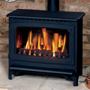Stovax Marlborough Groot open verbranding