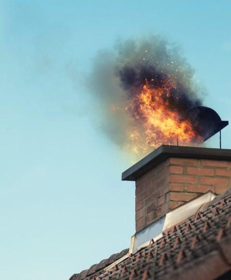 schoorsteenbrand-voorkomen